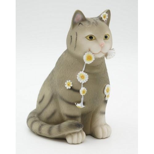 KT99-0046 Статуэтка Кошка