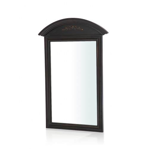 ST9134N Зеркало настенное с полукруглым верхом