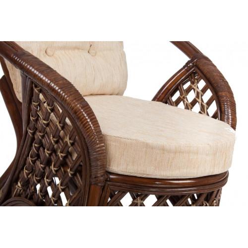 Кресло Melang, 1305В Б, подушка шенилл 143