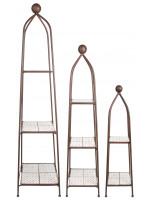 BT022 Набор этажерок Esschert Design
