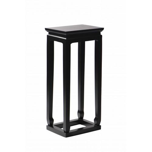 WL0103 black Подставка под цветы цвет черный