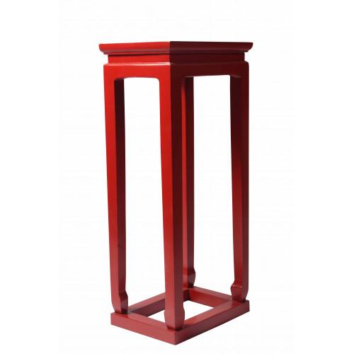 WL0103 red Подставка под цветы цвет красный
