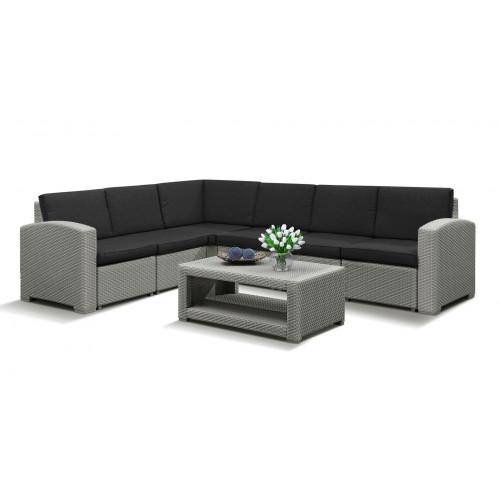 Комплект мебели под ротанг IDEA GRAND 5