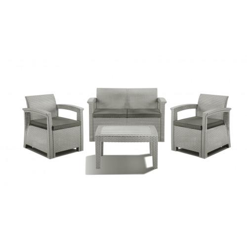 Комплект мебели под ротанг IDEA SOFT 4