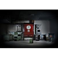 BF-20105 Яо-сян - шкафчик для лекарств с 20 ящиками. Династия Мин