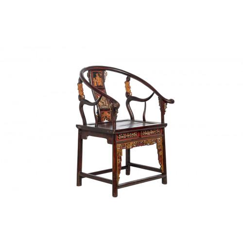 """BF-20907 Мэй-Гуй-И - """"Подковообразное кресло"""" . Династия Цин"""
