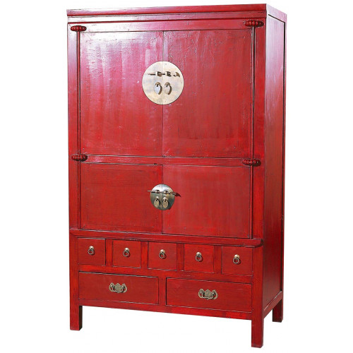 BF-20552 Гуй- одноярусный шкаф для кухни. Династия Мин