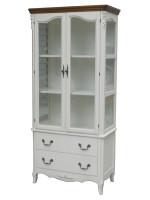 AS6699 (D71+M01)Витрина 2-х дверная, коллекция White Rose