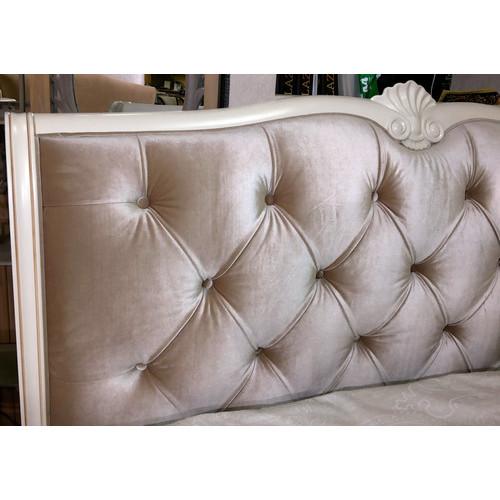 DF862-18 Кровать коллекция White Rose