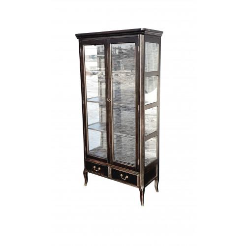 H2779 (S01) Витрина 2-х дверная,коллекция Marsel & Chateau