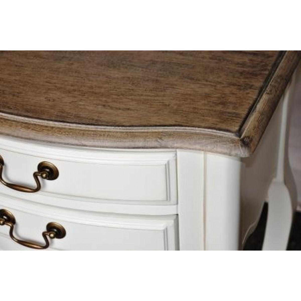 H804 (H03+H01) Прикроватная тумбаколлекция Marsel & Chateau