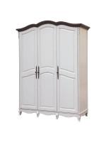 AS6683 (D71+M01)Шкаф 3-х дверный, коллекция White Rose