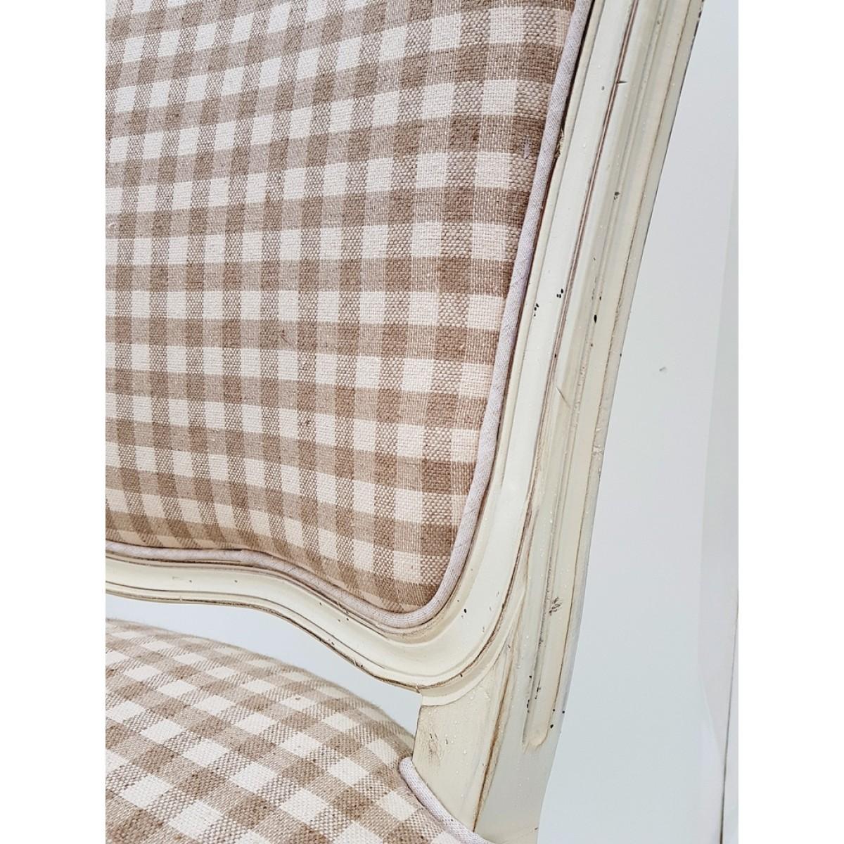S811 (S2)Стул коллекция Provence Noir&Blanc