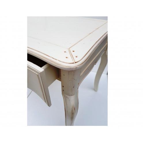 DF881D (S2) Кабинетный стол коллекция Provence Noir&Blanc