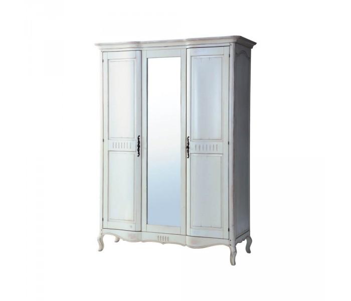 DF886 (S2) Шкаф коллекция Provence Noir&Blanc