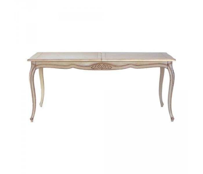 DF889 (S2) Стол обеденный коллекция Provence Noir&Blanc