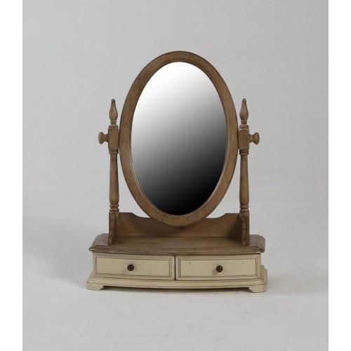 H809 Зеркало с надставкой