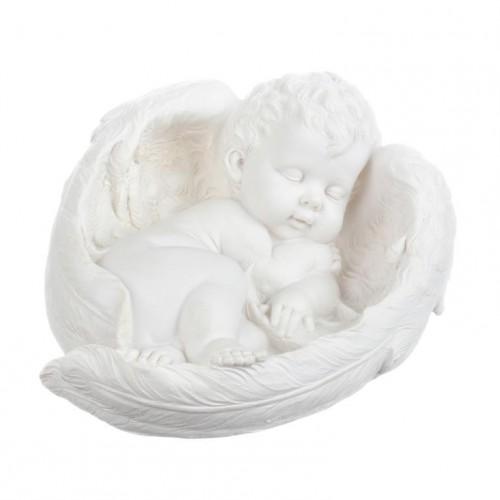 SU08-0001 Фигурка Ангел c розами
