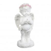 SU08-0016 Фигурка ангела Роза