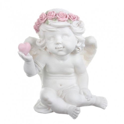 SU08-0024 Фигурка ангела Роза