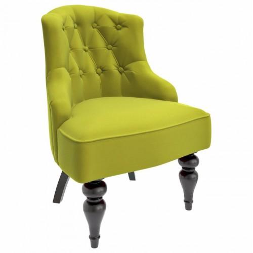 M08-B-E21 Кресло Шоффез зеленое