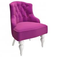 M08-W-E25 Кресло Шоффез розовое
