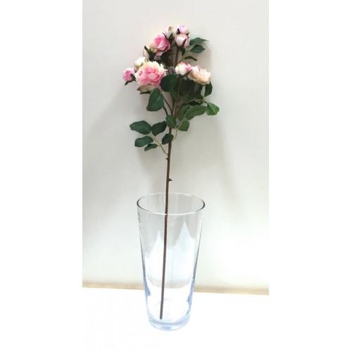 FL99-0028 Роза кустовая эксклюзивная розовая