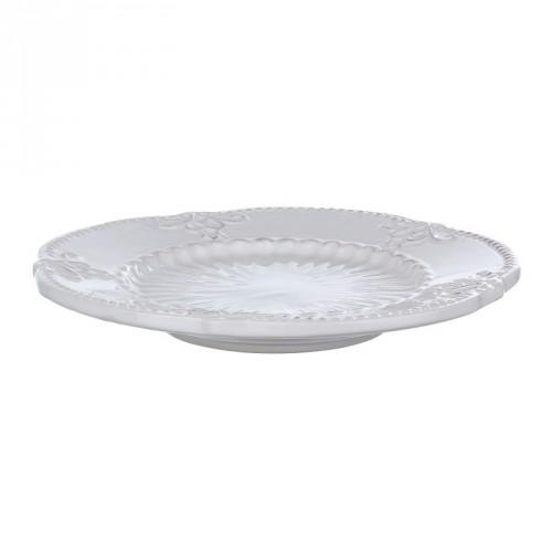 DB08-0007 Тарелка S из грубой керамики