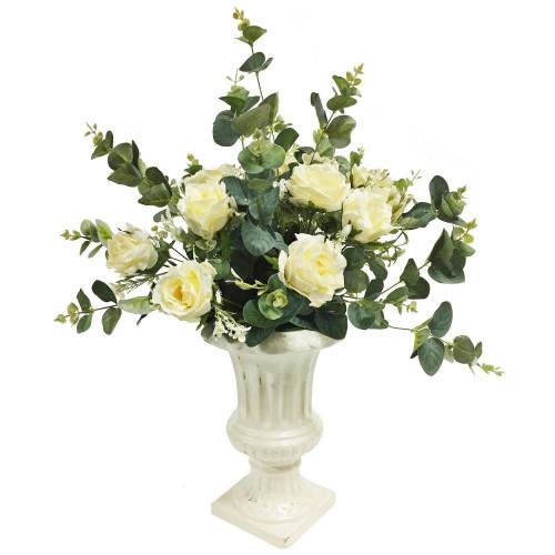 DRV2S Ваза с цветами Dolce rosa 50 см
