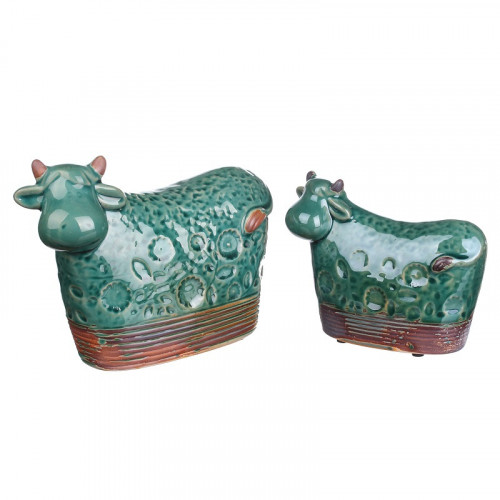 IU99-0024 Набор из 2-х керамических коров