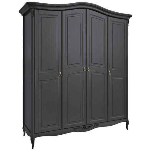 N124 Шкаф 4 дверный