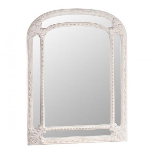 SQ08-0003 Зеркало в кремовой раме