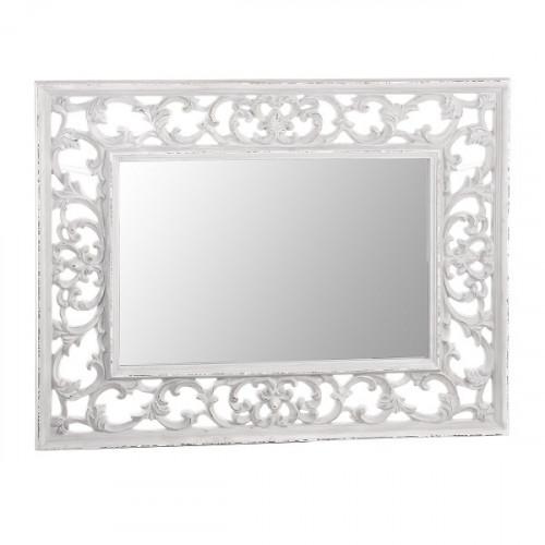 SQ08-0004 Зеркало в серой раме