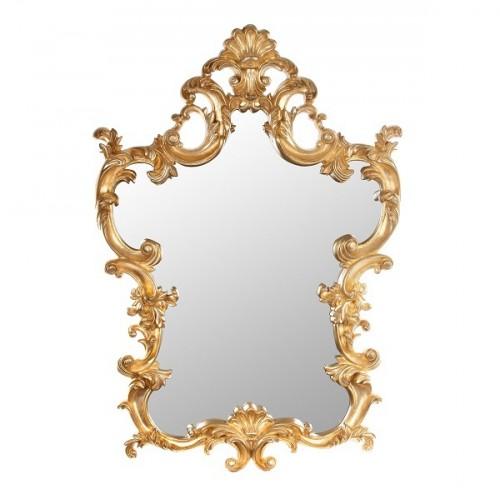 SQ30-0001 Зеркало в золотой раме
