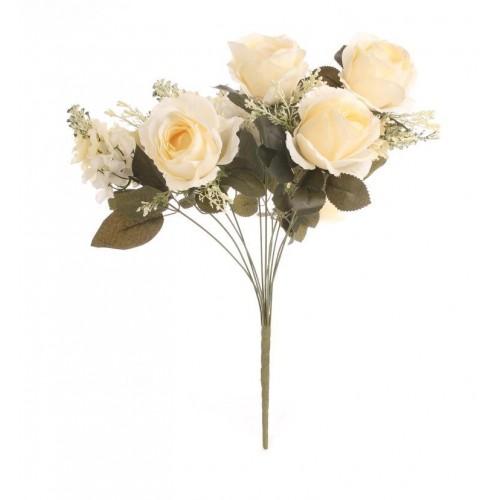 596-2 Цветочная композиция / Чайная роза