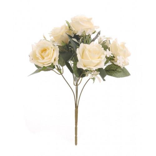 596-7 Цветочная композиция / Чайная роза