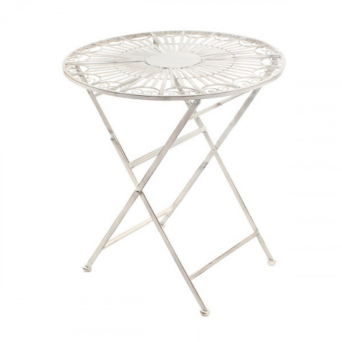 PL08-6188 Стол с кованым узором