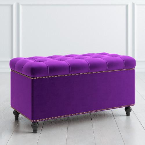 M05-BKG-E27 Сундук маленький открывающийся фиолетовый
