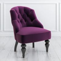 M08-B-E32 Кресло Шоффез фиолетовое