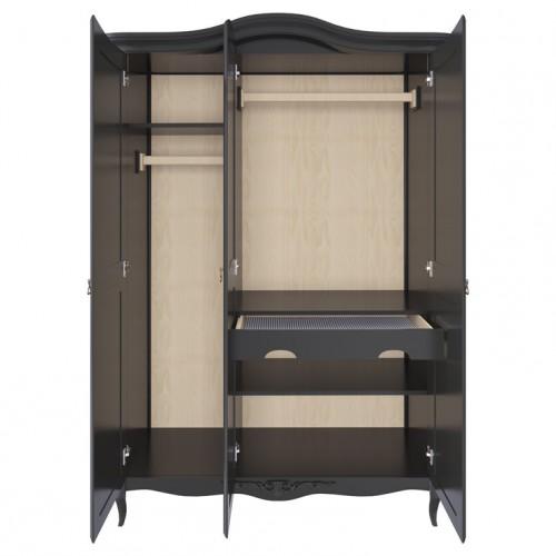 N123 Шкаф 3 дверный