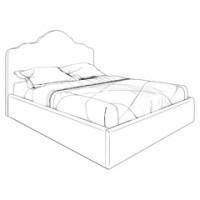 Кровати с подъемным механизмом K04