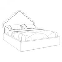 Кровати с подъемным механизмом K08