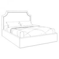 Кровати с подъемным механизмом K09