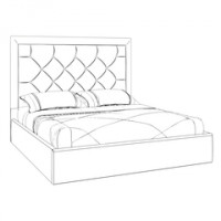 Кровати с подъемным механизмом K20