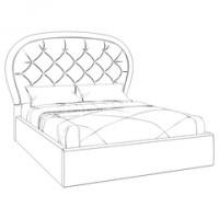 Кровати с подъемным механизмом K50