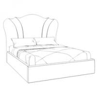 Кровати с подъемным механизмом K60