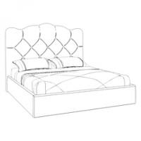 Кровати с подъемным механизмом K70
