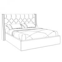 Кровати с подъемным механизмом K11