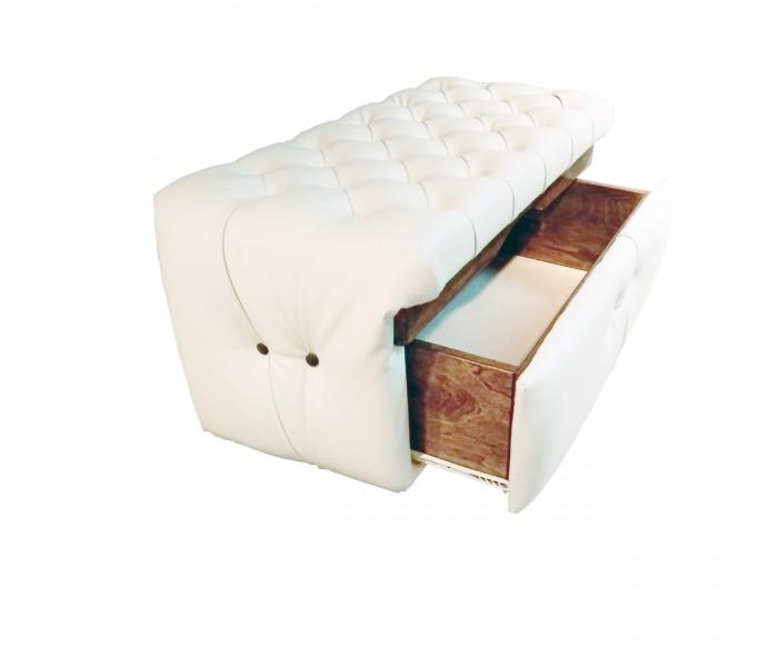 Пуф с ящиком для хранения Vendetta