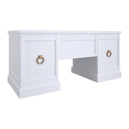 E111-W-G Кабинетный стол